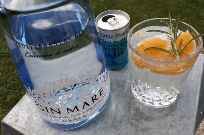 [All time favourites] Gin Mare