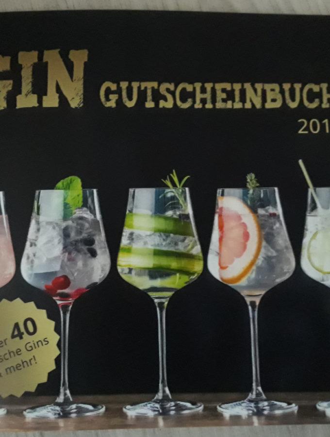 Gin Gutscheinbuch