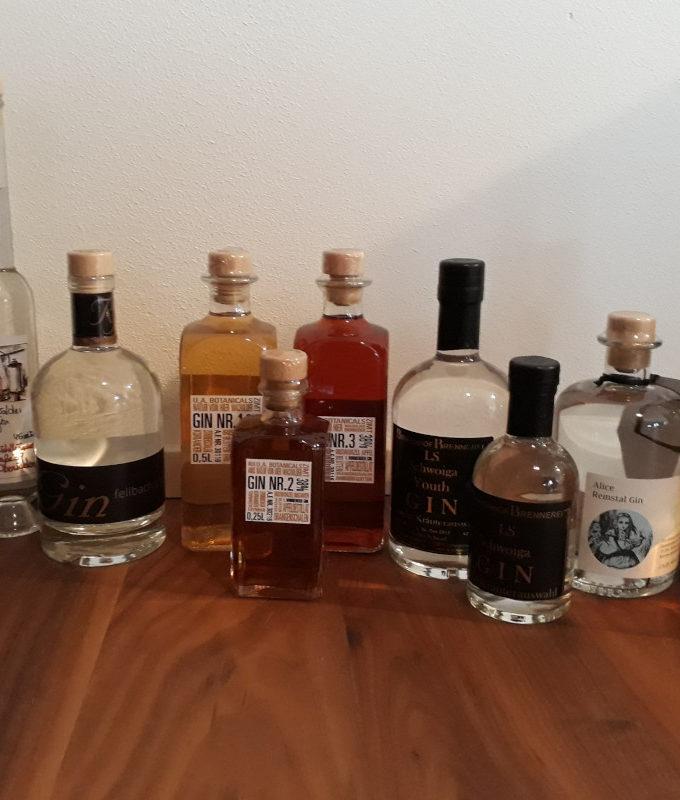 [Region] Gin aus dem Stuttgarter Umland, Teil 1