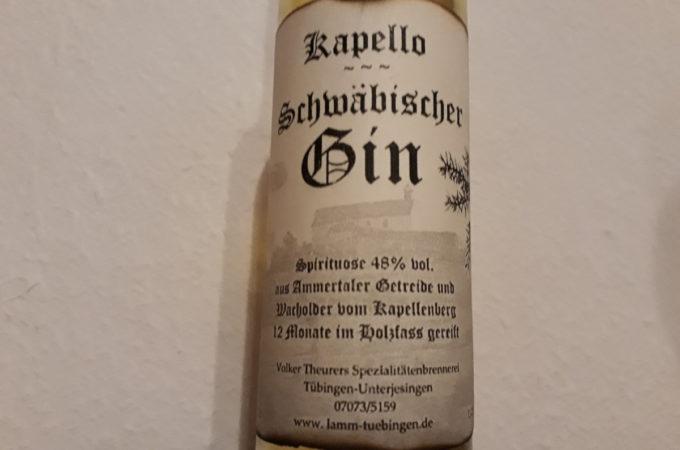 Kapello - Schwäbischer Gin