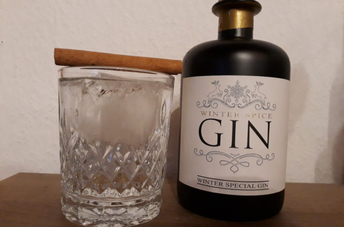 Winter Spice Gin