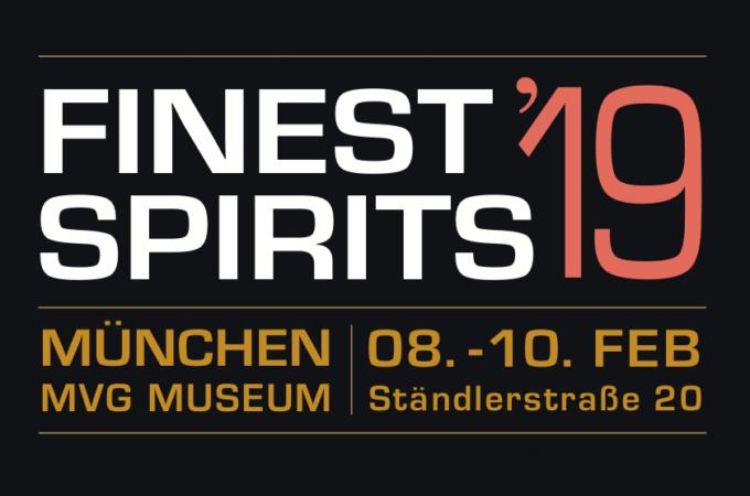 [Verlosung] Finest Spirits München (08.02. - 10.02.2019)