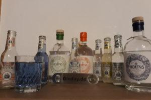 Hortus Gin (Lidl): London Dry, Citrus Garden, Oriental Spiced