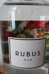 [Flasche leer] Rubus Gin