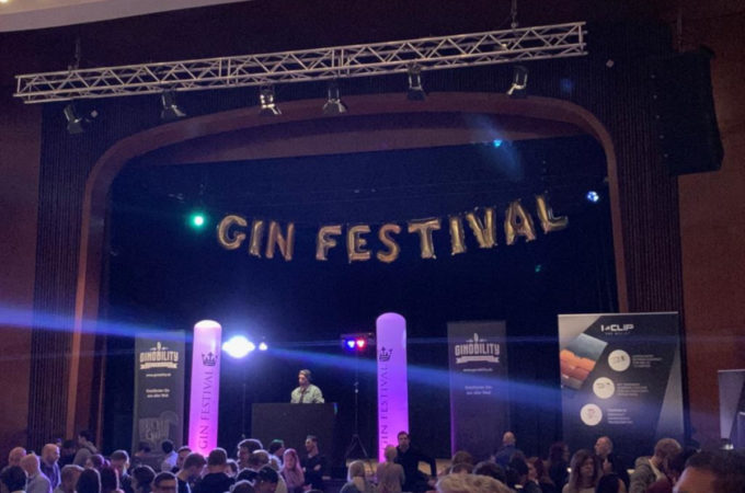 Gin Festival Germany 2019, München