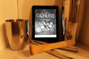 [Buch] Gin Genuss: moderne Drinks im perfekten Mix für den Gin-Liebhaber (Sean Nicholas Gardner)