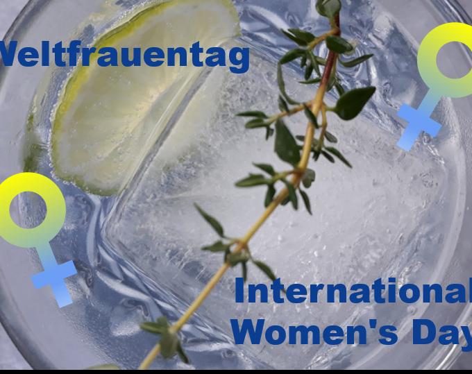 Weltfrauentag - Frauen in der Gin-Szene