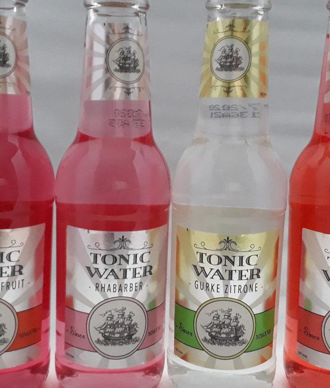 [Tonic Water] Lidl Tonic Water