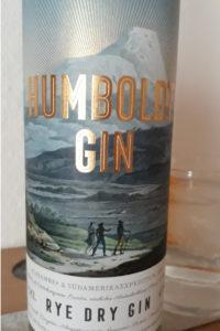 Humboldt Gin - Rye Dry Gin