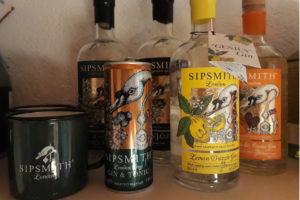 Pre-mixed Gin Tonic