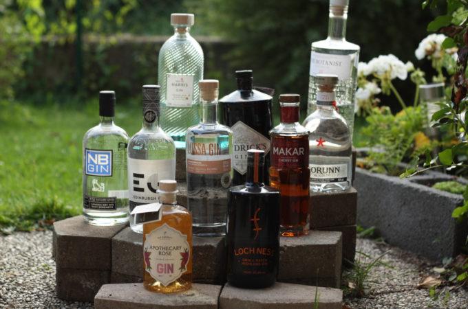 International Scottish Gin Day
