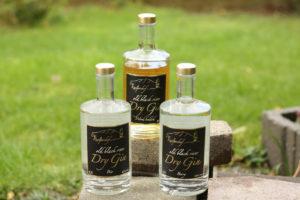 Old Black River Dry Gin Bio
