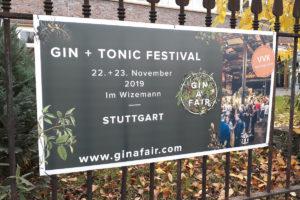 GIN A'FAIR - Winter Garden 2019, Stuttgart