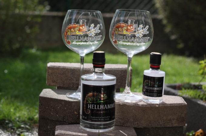 [Rezension des Monats] Hellhammer Langenfeld Dry Gin