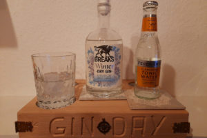 Breaks Winter Dry Gin
