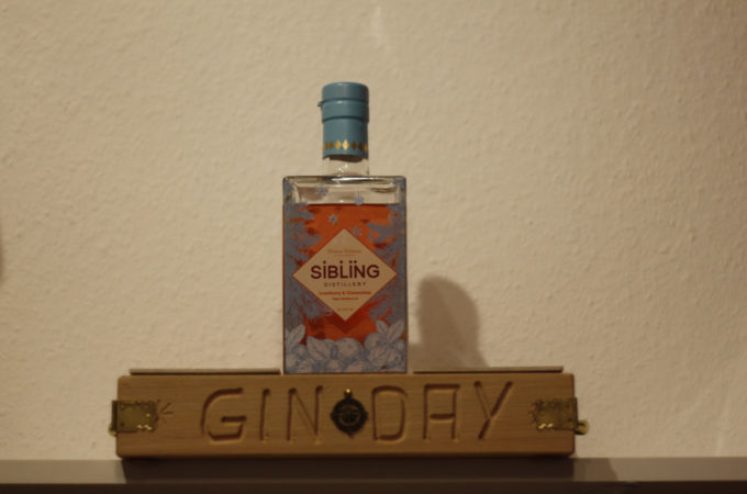 Sibling Winter Edition Gin