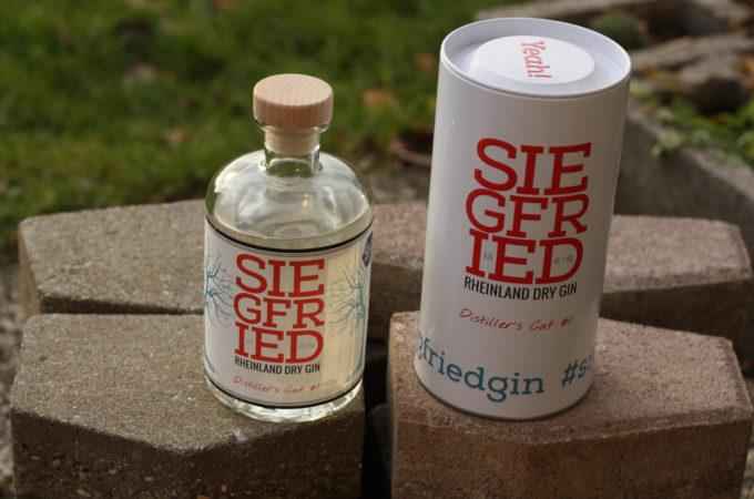 Siegfried Rheinland Dry Gin - Distillers Cut #1