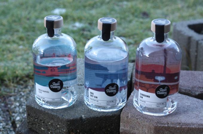 Berlin Distillery BBQ Dry Gin