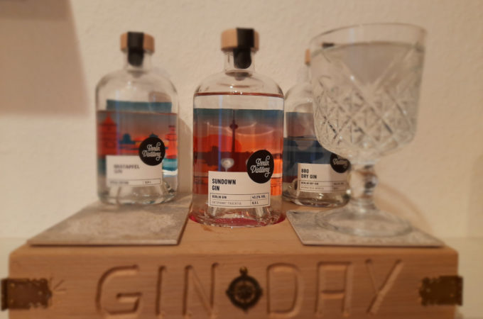 Berlin Distillery Sundown Gin