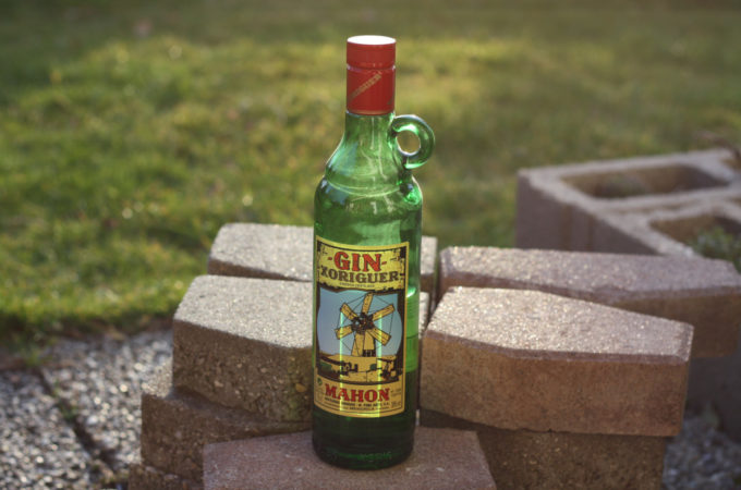 Xoriguer Gin de Mahon