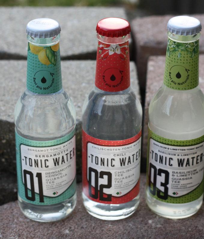 [Tonic Water] Bevi Piu Naturale: Tonic Water 01, 02, 03