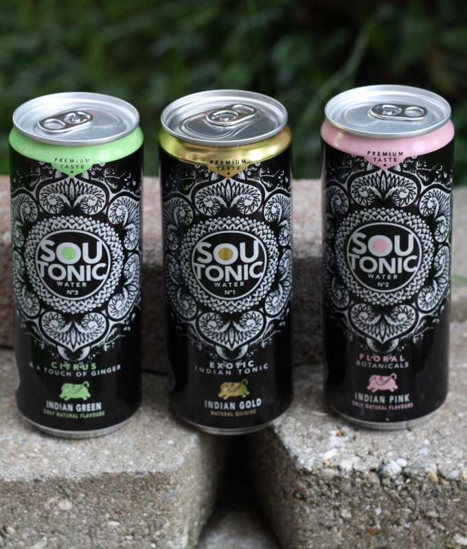 [Tonic Water] Sou Tonic: Gold - Pink - Green