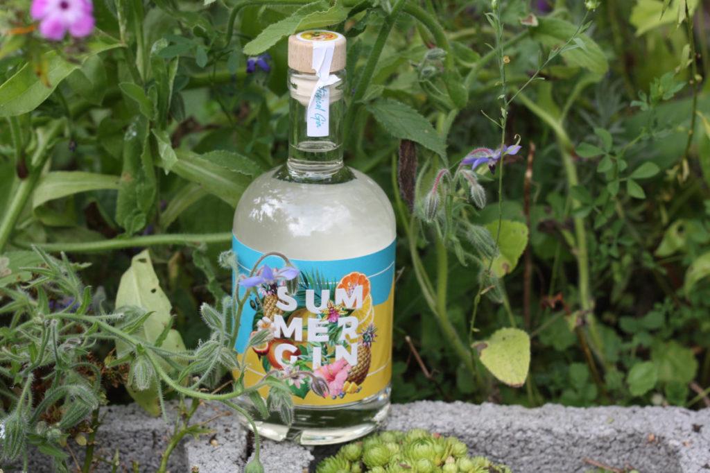 Wajos Summer Gin