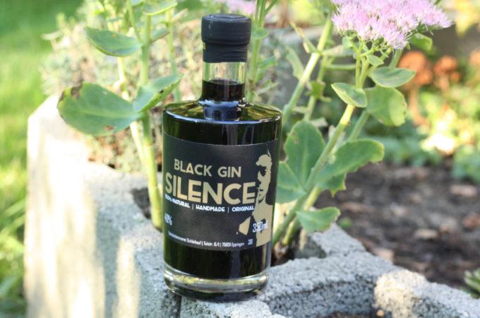 Glory of Silence Black Gin