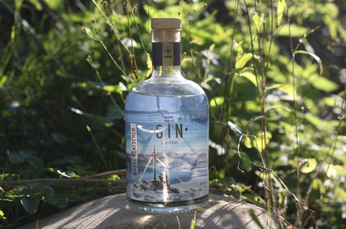 Gipfelklatscher London Dry Gin - Ian's Peak