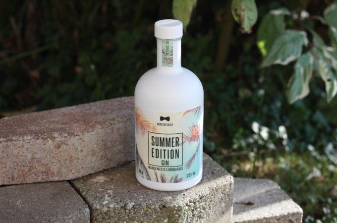 Monsieur Sauer Summer Edition Gin