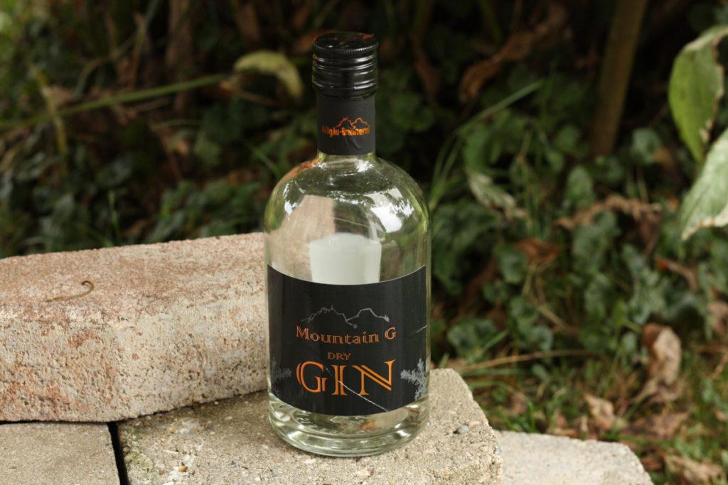Mountain G Dry Gin