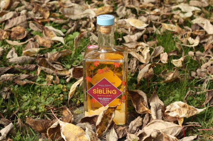 Sibling Autumn Edition Gin