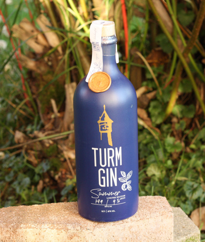 Turm Gin Limited Summer Edition