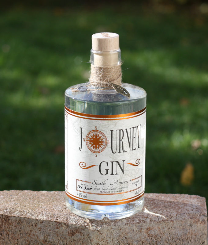 Journey Gin South America