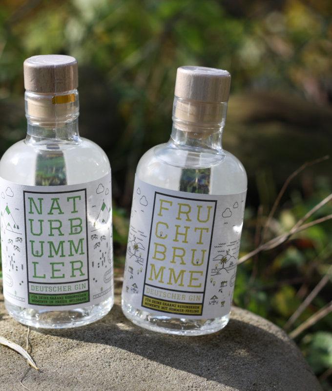 Manukat: Naturbummler Gin & Fruchtbrumme Gin