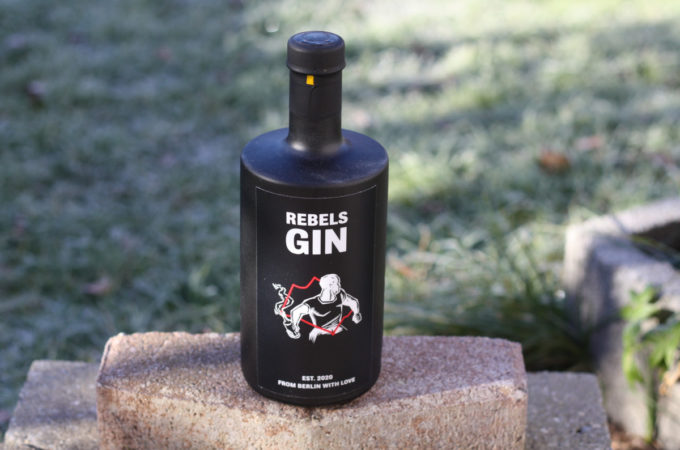 Rebels Gin