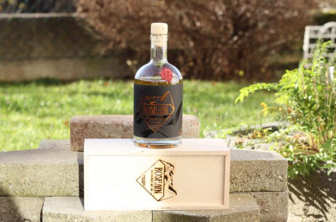 Roshain Premium Gin Barrel Aged 2020