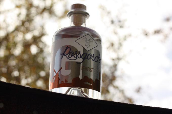 Rossgoschen Gin Herbst Quitte