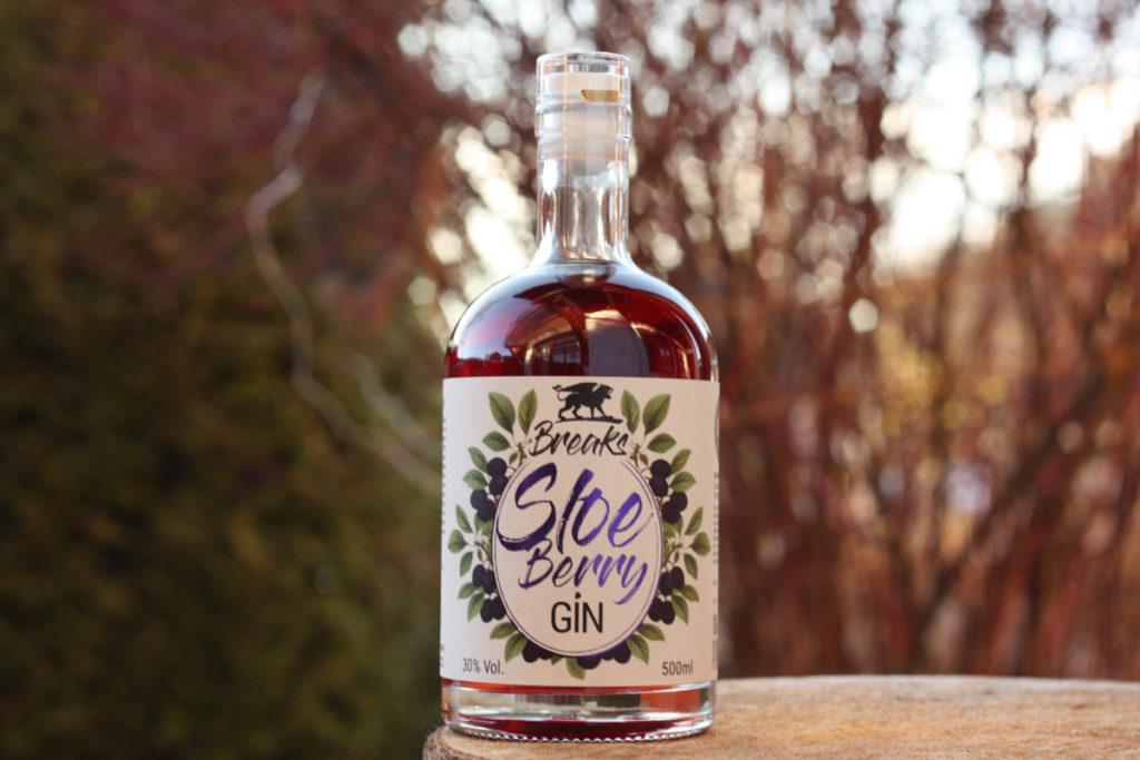 Breaks Sloe Berry Gin