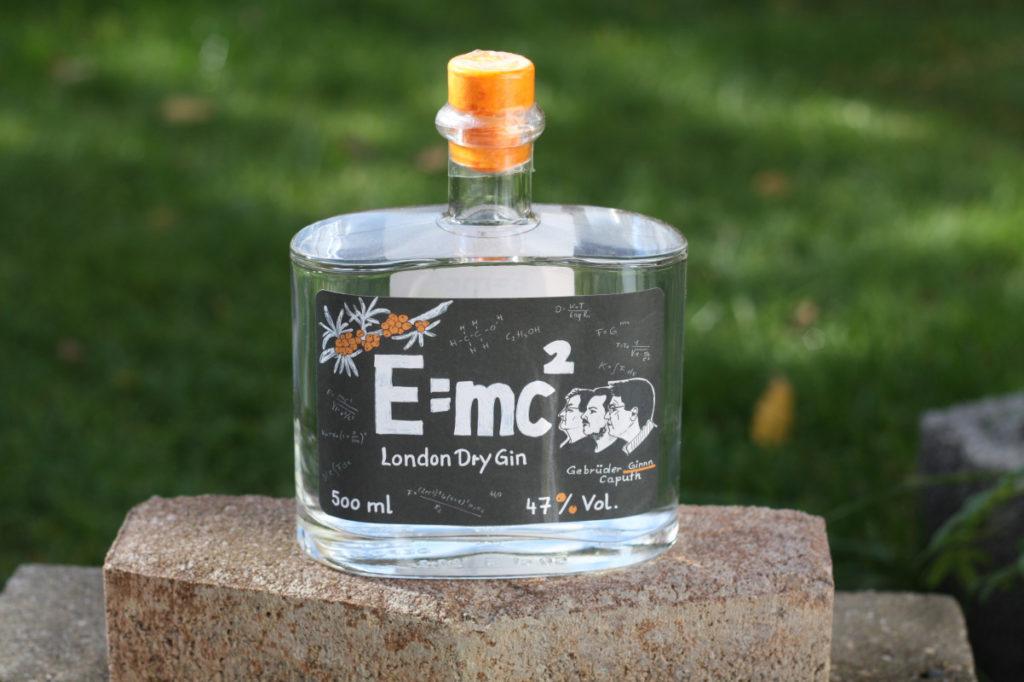 E=mc² Gin