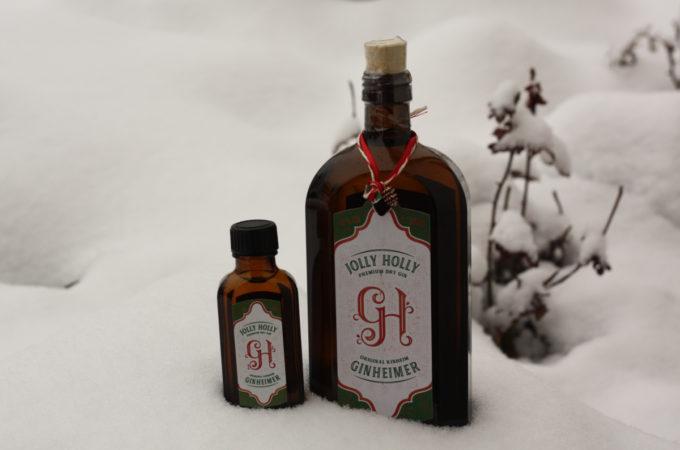 Jolly Holly Ginheimer Premium Dry Gin