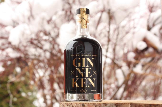 Ginneken Dutch Black Gin Navy Strength