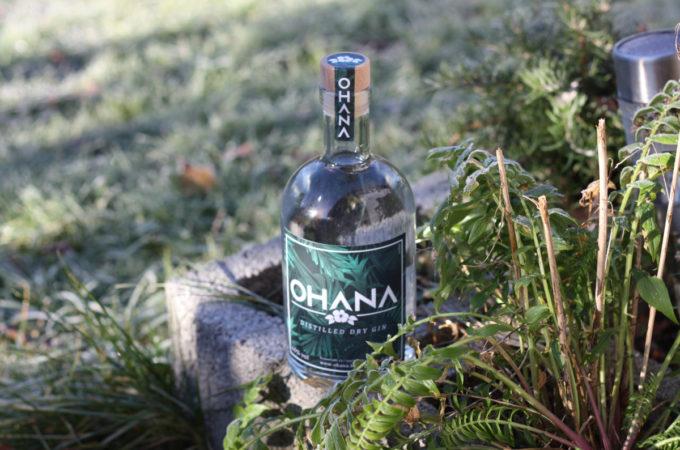 Ohana Distilled Dry Gin