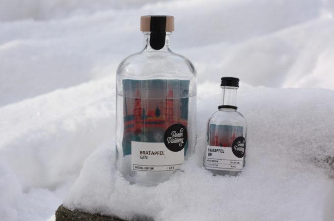 Berlin Distillery Bratapfel Gin - Update