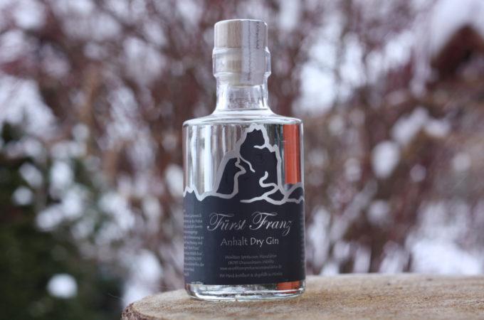 Fürst Franz Anhalt Dry Gin