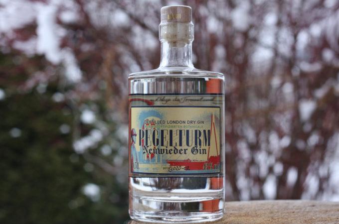 Pegelturm Neuwieder Gin