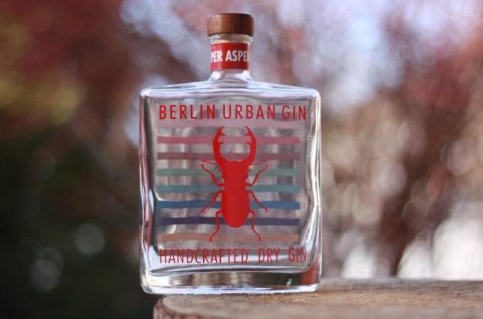 Berlin Urban Gin - Handcrafted Dry Gin
