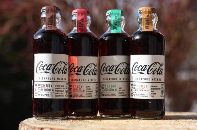 [Mixer] Coca-Cola Signature Mixers