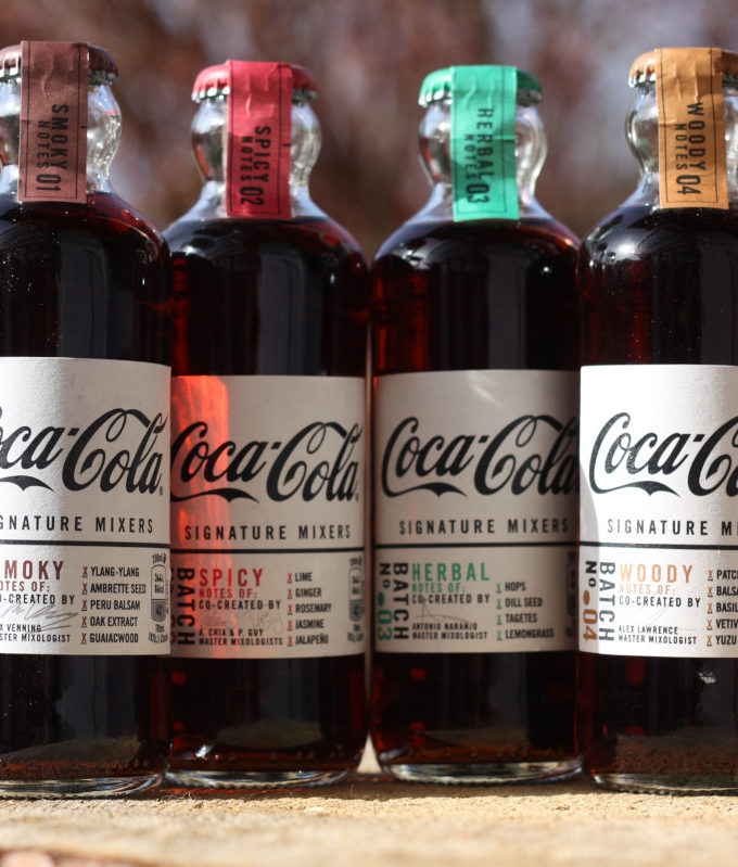 [Mixer] Coca-Cola Signature Mixers
