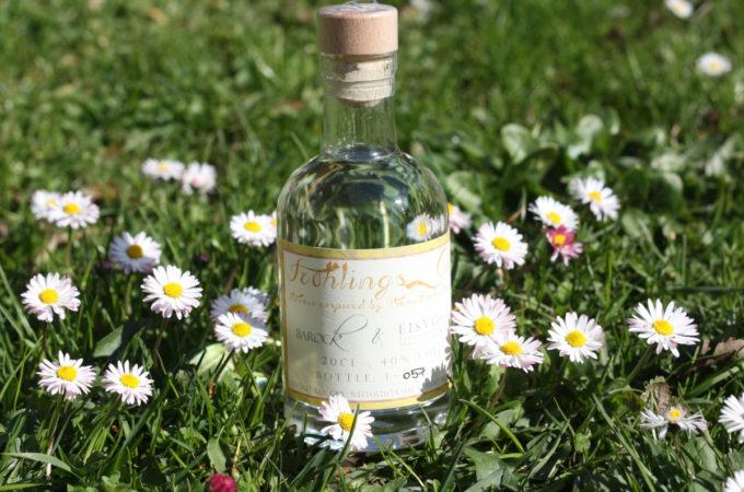 Frühlings-Gin - Barock & Eisvôgel Gin